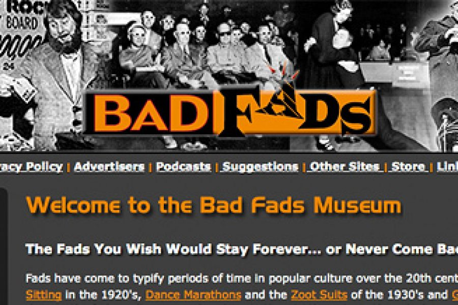 Bad Fads featured in USA Today