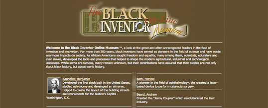 Black Inventor Website Featured on NBC Affiliates