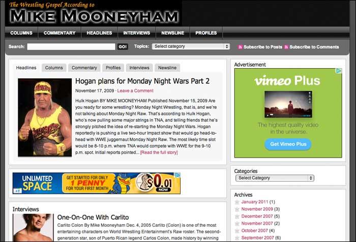mikemooneyham.com