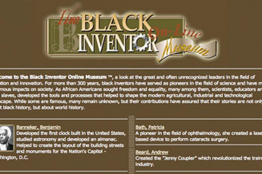 Black Inventor Website Featured on NBC Affiliates
